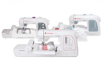 Embroidery Sewing Machines