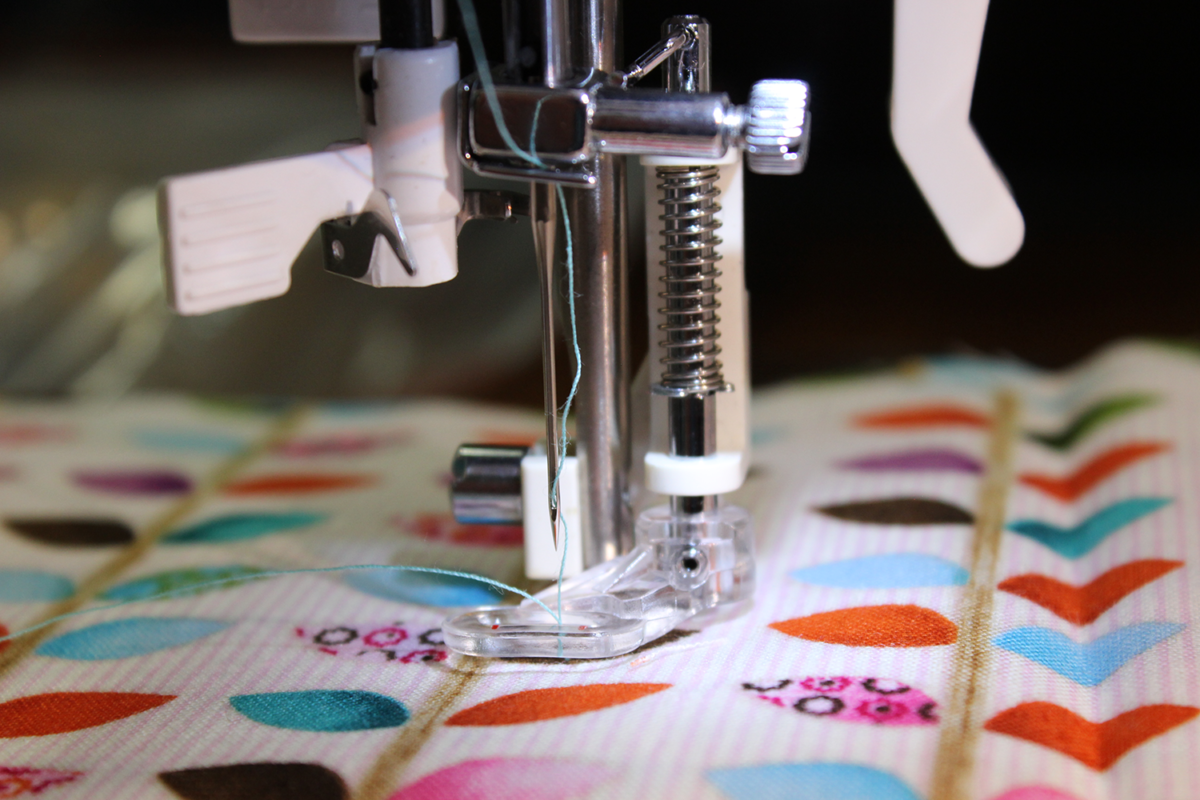 Darning / Embroidery / Pogo Foot