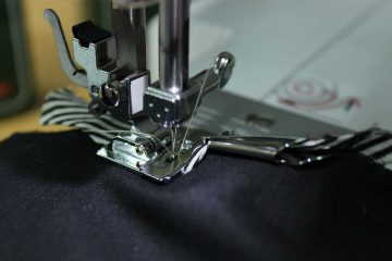Bias Binder Snap-on Presser Foot