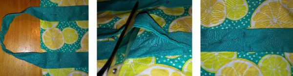 Sew As You Grow - Bookish Bag Step 13