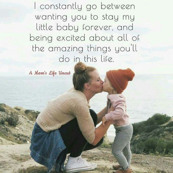 A mom's Life Uncut quote