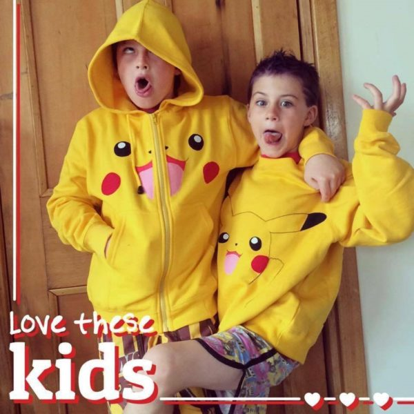"""""""love these kids"""""""