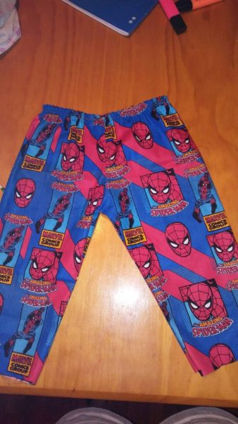 Friendly Neighbourhood PJ Pants