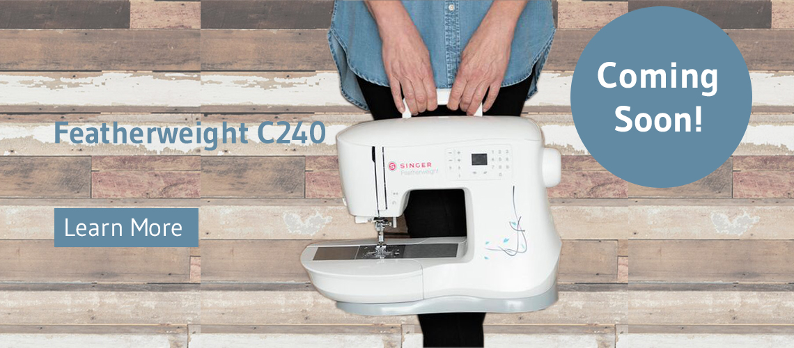 Singer Legacy Featherweight C240