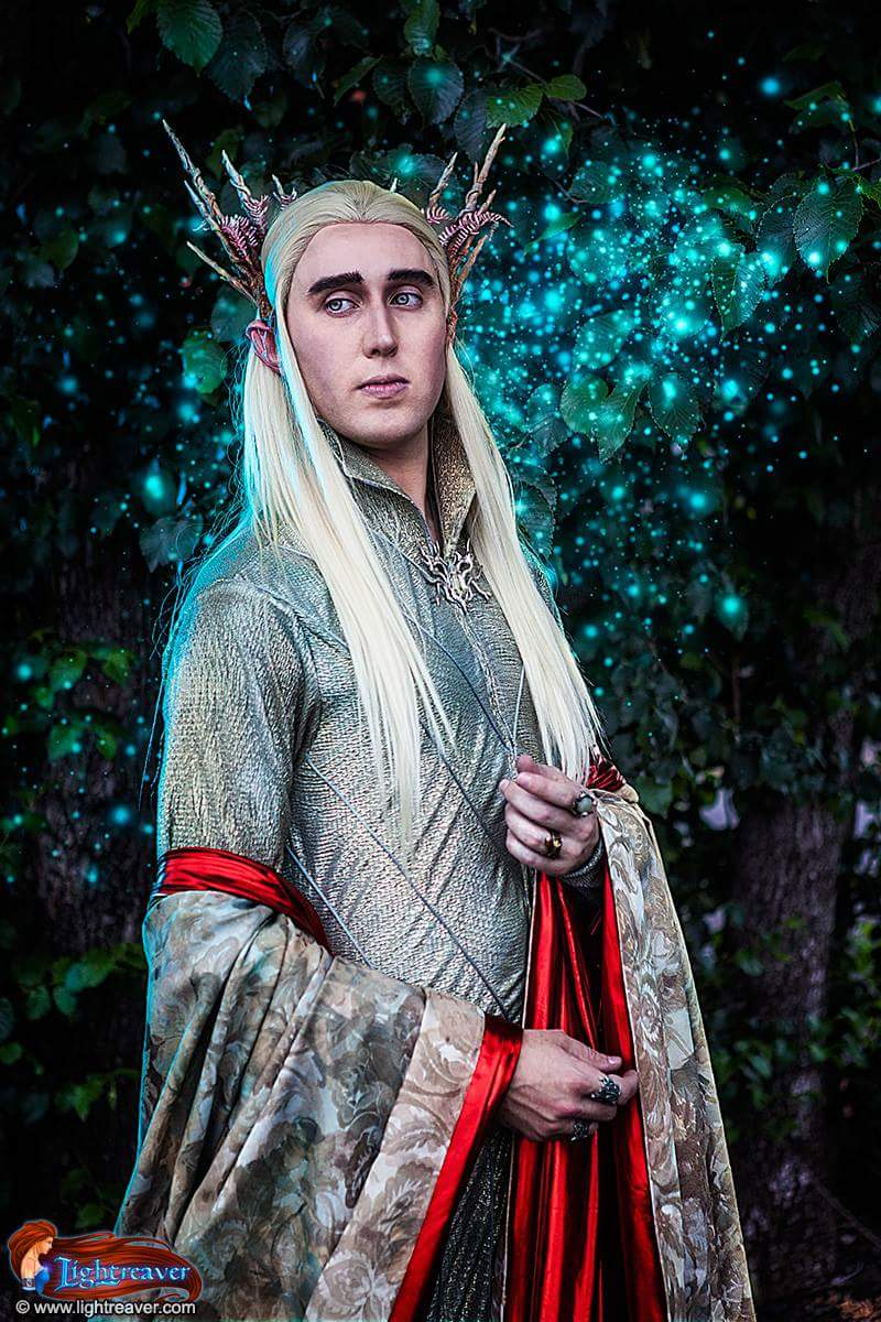 AndyCam CosplayThranduil - The Hobbit