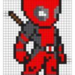 Deadpool Quilt