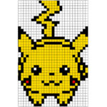 Pikachu Quilt