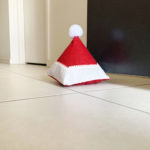 Santa Hat Door Stop