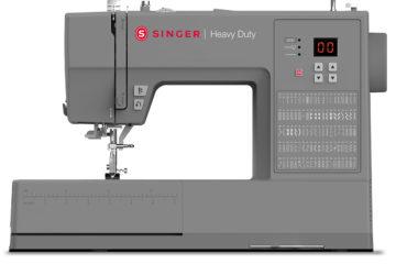 Heavy Duty HD6605C Digital Sewing Machine